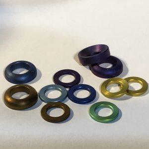 new titanium colours